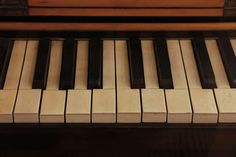 Vintage old piano keys, close up Arts Culture And Entertainment Backgrounds Classic Close-up Full Frame Grange High Angle View Indoors  Instrument Instrument Of Time Music Music Brings Us Together Music Is My Life Musical Instrument No People Old Personal Perspective Piano Piano Key Piano Lover Piano Moments Vintage White And Black Wood - Material