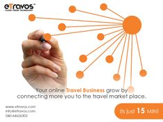 Connect with #etravos Get Substantial benefits with #Online #Travel #Portal! eTravos is a Cloud & API Travel Technology Platform powered by i2Space Web Technologies Private Limited. more details go to website:www.etravos.com Email us: info@etravos.com OR contact us:040-64626303 #Travelportaldevelopment #TravelPortalSoftware #Apiintegrations #Mobileapps #Gds #Middleeast #Southafrica #Dubai #Kuwait #Jordan.