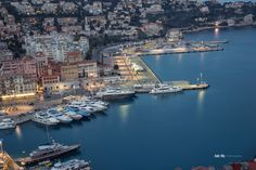 Nizza by Night by Nele Ilic on Travel Photography, River, Night, Outdoor, Outdoors, Outdoor Games, The Great Outdoors, Rivers, Travel Photos