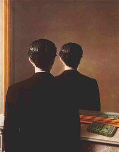 Magritte : de la pensée visible, exclusivement visible - Marc-Antoine Duhamel