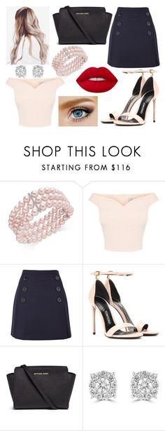 """#360"" by glitterunicorns-are-awesome ❤ liked on Polyvore featuring Sonia by Sonia Rykiel, Tom Ford, Michael Kors, Effy Jewelry and Lime Crime"