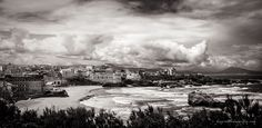 Biarritz, France by Henrietta Hassinen