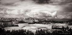 Biarritz, France by Henrietta Hassinen
