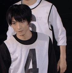 Kimura Tatsunari as Tobio Kageyama