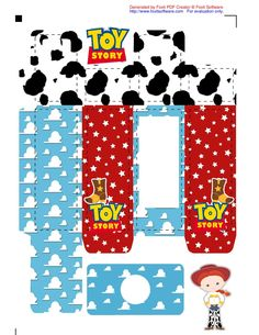 Porta tubete 18th Birthday Party, Sons Birthday, Toy Story Birthday, Birthday Party Themes, Toy Story 3, Toy Story Party, Festa Toy Store, Cumple Toy Story, Trunk Or Treat