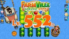 Farmville Harvest Swap - Level 552 - Chapter 30 Kraken Attackin (1080p/6...
