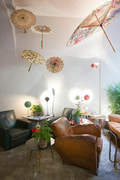 10 Best Things to Do in Florence, Italy Right Now - Amblé -- This stylish cafe and bar opened a year ago, and has since become the go-to coffee and aperitivo spot for fashionable locals. While sipping your Aperol spritz, browse the selection of retro-chic furniture that's also for sale.