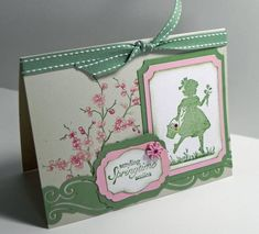 Easter Greetings by stampingfordummies - Cards and Paper Crafts at Splitcoaststampers