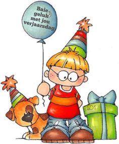 Digi stamps - Birthday boy - Add number on balloon - Cumpleaños Happy Birthday, Birthday Greetings, Birthday Clips, Cute Clipart, Happy B Day, Birthday Images, Illustrations, Digi Stamps, Copics