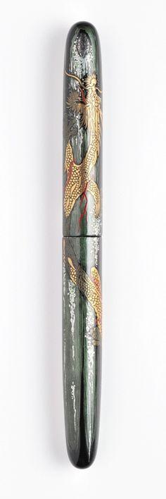 NAKAYA - Makie - Water Dragon(Price: 6,000$)