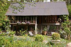 La cabane de Jeanne, chambre d'hôtes en Normandie, Françoise Piccino - Côté Maison