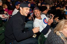 The #ChicagoFire cast joins up with the Chicago Fire Department to celebrate Firefighter Appreciation Day!