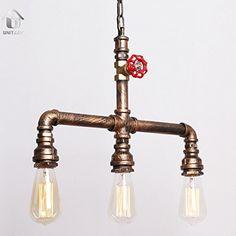 UNITARY BRAND Rustic Copper Metal Water Pipe Pendant Light Max 120W With 3 Lights Painted Finish Unitary http://www.amazon.com/dp/B00XU6QZ28/ref=cm_sw_r_pi_dp_AoeZvb0A1094B