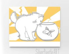 Kitten Print Cat Wall Art Decor Coloring Page Adult Coloring Print Wall Color Page Adult Coloring Sheet Diy Naturical Nursery Animal Wall - Edit Listing - Etsy