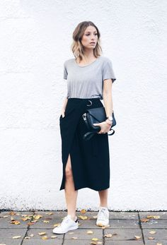 New Fashion Casual Minimalist Outfit 15 Ideas Minimal Fashion, New Fashion, Street Fashion, Trendy Fashion, Fashion Trends, Fashion Ideas, Fashion Black, Classy Fashion, Minimal Chic
