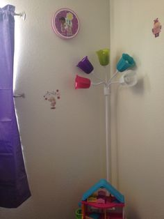Doc Mcstuffins Room makeover