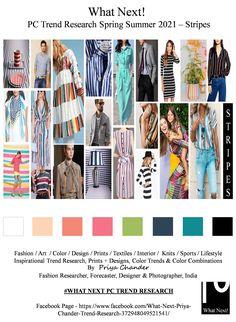 #Stripes #stripesfashion #stripestrend #streetstyle #SS2021 #WhatNextPCTrendResearch #PriyaChanderDesigns #FashionForecastByPriyaChander #ColorTrendsByPriyaChander #fashionconsultant #fashiondesigner #springsummer2021 #fashionforecaster #fabricprints #interiordecor #fashionforecastspringsummer2021 #interiors #homedecor #InteriordesignTrends #knitwear #hautecouture #fashionweekSS2021 #colortrendsSS2021 #fashionforecast #fashion #art #design #fashionresearch #fashionforecasting #sportswear Fashion Colours, Colorful Fashion, Color Trends, Design Trends, Trend Council, Quoi Porter, Fashion Forecasting, 2020 Fashion Trends, Stripes Fashion