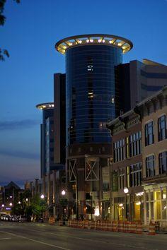 Kalamazoo, Michigan = Home, sweet home...