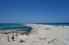 Twin beachees -Ses Illetes and Llevant beaches, Formentera