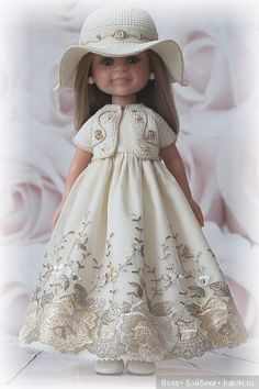 Нарядный комплект одежды для Paola Reina / Одежда для кукол / Шопик. Продать купить куклу / Бэйбики. Куклы фото. Одежда для кукол