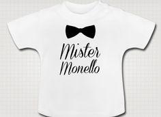 T-SHIRT BABY mister monello