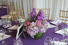 Reception Flowers Wedding Flowers Photos on WeddingWire