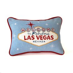 Fabulous Las Vegas Needlepoint Pillow Just when dispair was clutching my heart, a really fun pattern!