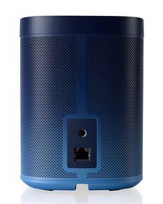 3   Sonos's New Speaker Celebrates Jazz With A Beautiful Blue Gradient   Co.Design   business + design