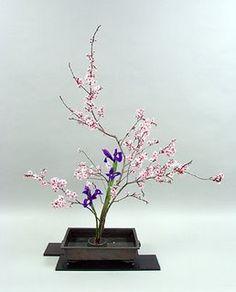Ikebana perfection.