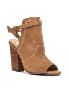 Joe's Jeans Ghost Bootie in Tobacco | REVOLVE