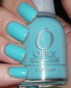 """Orly """"Frisky"""" Nailpolish"""