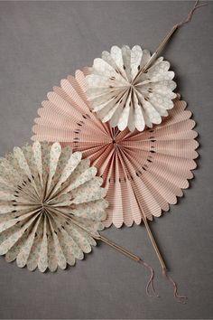 Passion for Paper | Paper Fans