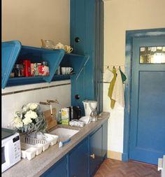 The kitchen at the Merwedeplein 37