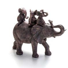 Ibacana - Escultura Elefante