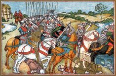On this day April 14 1471 the Yorkists defeated the Lancastrians at the Battle of Barnet. Richard Neville, Earl of Warwick, 'the Kingmaker', was slain in the battle. He had put Henry VI on the throne, but Edward IV returned from exile in Holland to reclaim the crown.