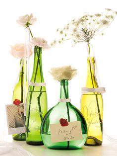 テーブル装花 | 手作り結婚式のススメ 幸せのたね。