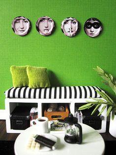 【モダンなドールハウスの世界】ショッピング・シェルパさんの生活感あふれるドールハウス画像まとめ - NAVER まとめ