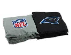 Carolina Panthers Cornhole Toss Bean Bags Non-Regulation