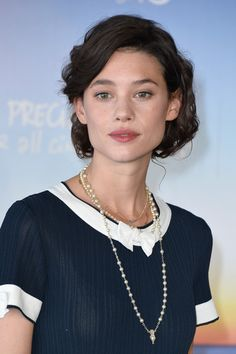 Astrid Berges Frisbey Pictures - 'I Origins' Photocall - 40th Deauville American Film Festival - Zimbio