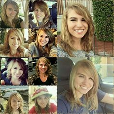 ♡♥Taylor Davis 10 smile pictures - click on pic to see 10 larger pics♥♡