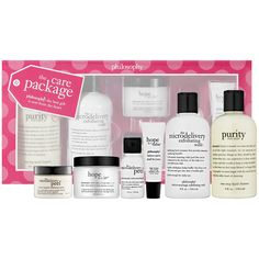 The Care Package - Philosophy | Sephora - ON SALE!!