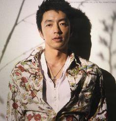 Japanese Men, Button Down Shirt, Men Casual, Actors, Guys, Sexy, Mens Tops, Beautiful, Fashion