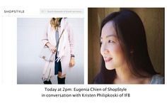 Join Us for a Live Chat With Fashion Industry Insider Eugenia Chien | IFB Pro