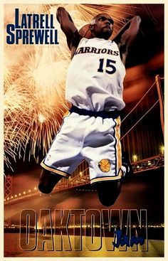 Latrell Sprewell, Golden State Warriors, Game, Sports, Hs Sports, Gaming, Toy, Sport, Games