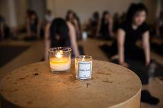 Nudie Glow x Bodhi & Ride Korean Beauty, Candle Jars, Glow, Events, Yoga, Sparkle