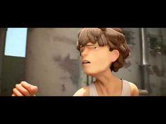 Погоня _ The Chase - мультфильм-короткометражка  с экшен сценами