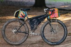 Matt's Crust Bikes Evasion 26+ Tourer - The Radavist