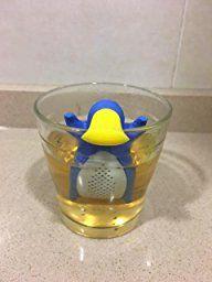 Ornitorrinco infusor de té