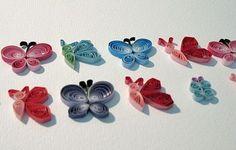 hacer mariposas de cartulina - Buscar con Google