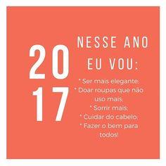 Já temos nossas metas de 2017!  E você ja escreveu as suas?  buff.ly/2hoN3Ox http://ift.tt/29Ss7Qh #moda #campinas #grife #modabrasileira